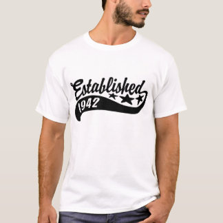 Established 1942 T-Shirt