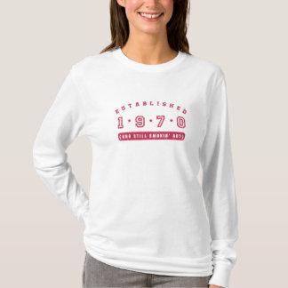 Established 1970 T-Shirt
