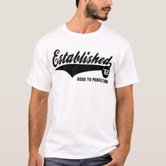 Established 62 - Birthday Shirt