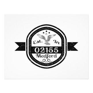 Established In 02155 Medford Flyer