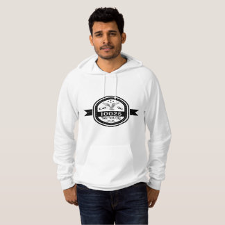 Established In 10025 New York City Hoodie