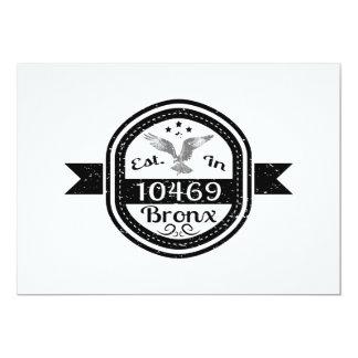 Established In 10469 Bronx Card