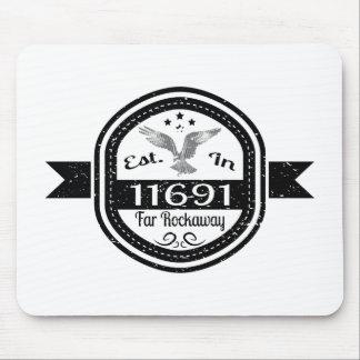 Established In 11691 Far Rockaway Mouse Pad