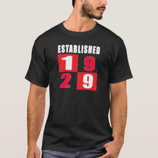 Established in 1929 T-Shirt
