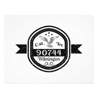Established In 90744 Wilmington Flyer