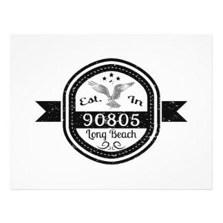 Established In 90805 Long Beach Flyer