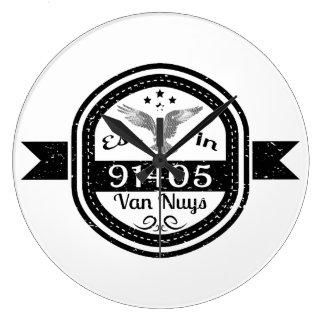 Established In 91405 Van Nuys Clocks