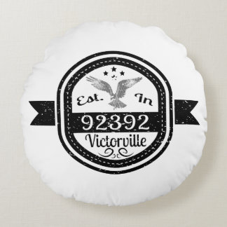Established In 92392 Victorville Round Cushion