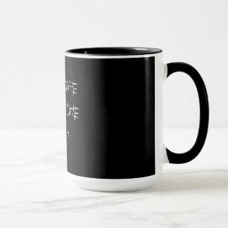 ESTE CAFE CON LECHE ES MIO.... MUG