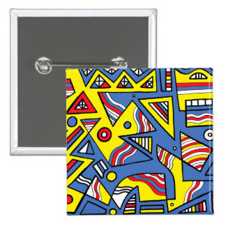 Esteemed Appealing Transformative Simple 15 Cm Square Badge