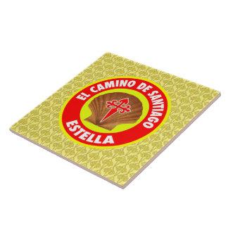 Estella Large Square Tile
