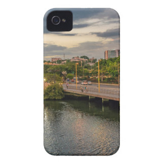 Estero Salado River Guayaquil Ecuador Case-Mate iPhone 4 Case