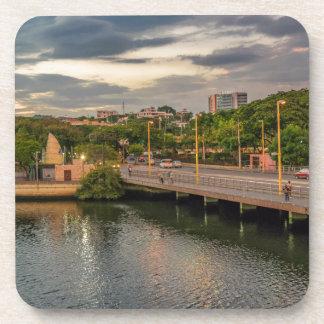 Estero Salado River Guayaquil Ecuador Coaster