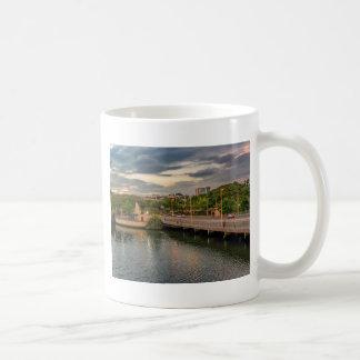 Estero Salado River Guayaquil Ecuador Coffee Mug