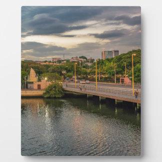 Estero Salado River Guayaquil Ecuador Plaques
