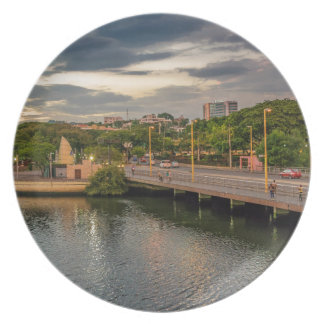 Estero Salado River Guayaquil Ecuador Plates