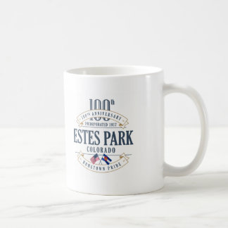 Estes Park, Colorado 100th Anniversary Mug
