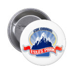 Estes Park Colorado Button