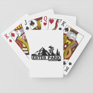 Estes Park Colorado Playing Cards