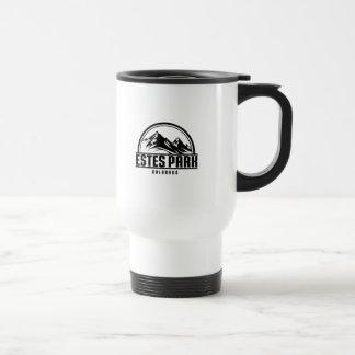 Estes Park Colorado Travel Mug