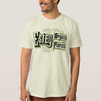 Estey Organ and Piano Organic T-Shirt