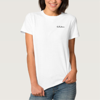 Esthetician Embroidered Polo Shirt
