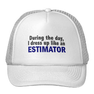 Estimator During The Day Trucker Hat