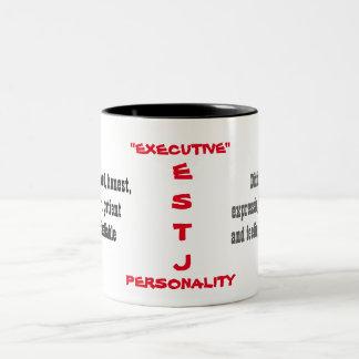 ESTJ Personality Mug