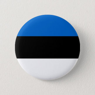 ESTONIA 6 CM ROUND BADGE