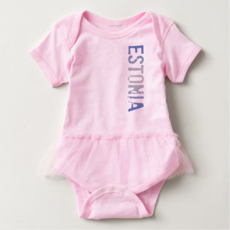 Estonia Baby Bodysuit