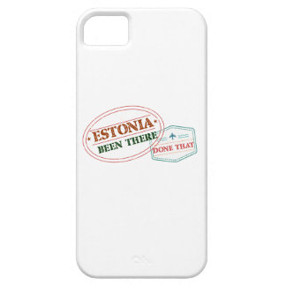 Estonia Been There Done That iPhone 5 Covers