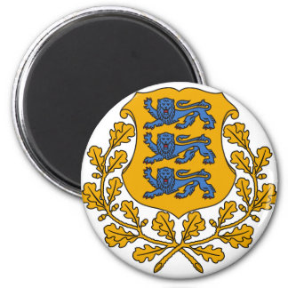Estonia Coat of arms EE Magnet