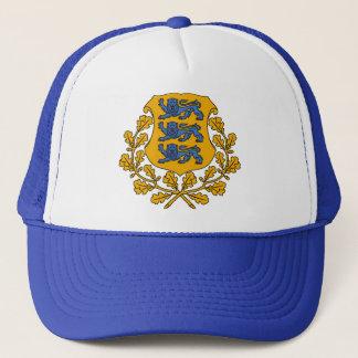 Estonia Coat of arms EE Trucker Hat