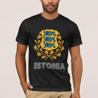 Estonia Coat of Arms T-Shirt