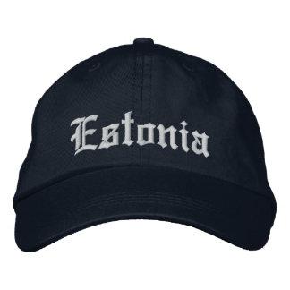 Estonia Customize Hat