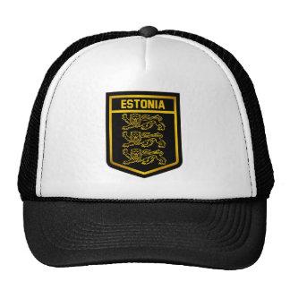 Estonia Emblem Cap