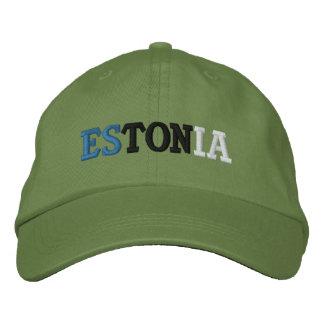 Estonia Embroidered Hats