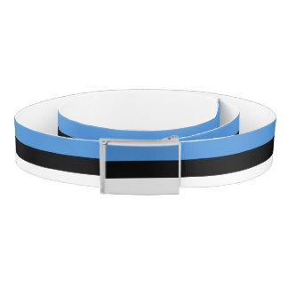 Estonia Flag Belt