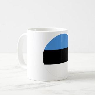 Estonia Flag Coffee Mug