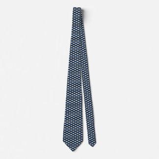 Estonia Flag Honeycomb Tie