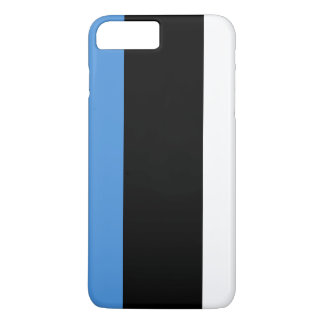 Estonia Flag iPhone 8 Plus/7 Plus Case