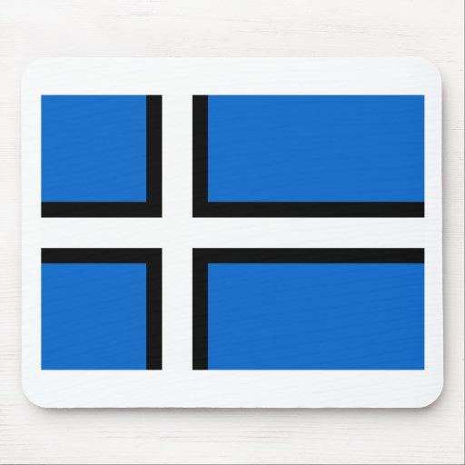 Estonia Flag (proposed) Mouse Mats