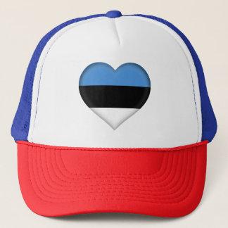 Estonia Flag Trucker Hat