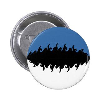 Estonia Gnarly Flag Pin