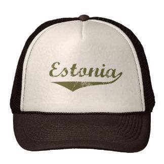 Estonia Mesh Hat