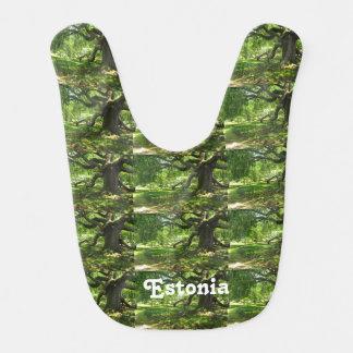 Estonia Landscape Bib