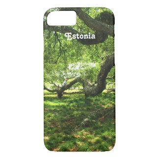 Estonia Landscape iPhone 7 Case