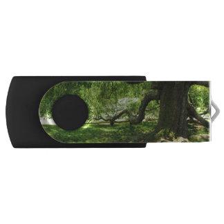 Estonia Landscape Swivel USB 2.0 Flash Drive