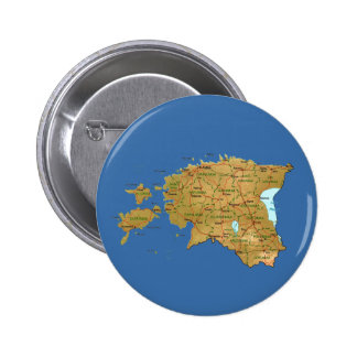 Estonia Map Button