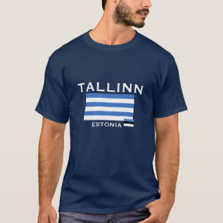 Estonia* Tallinn Dark Shirt